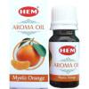 Flacon d'huile parfumée Hem orange mystique