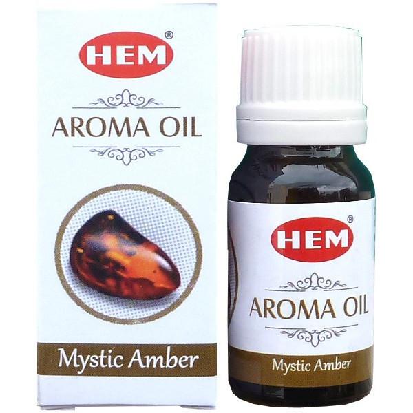 Mystic Amber Hem Duftölflasche