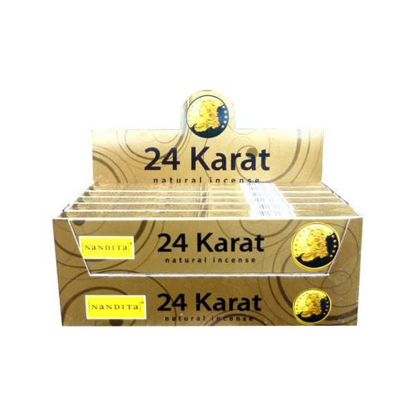 24 Karat Nandita Weihrauch