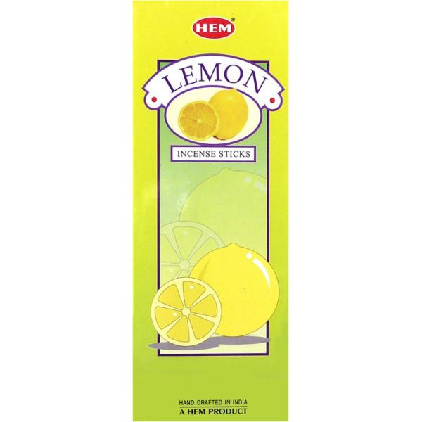 Weihrauch Saum Zitrone Hexa 20 g