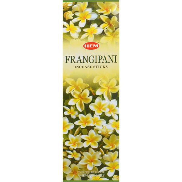 Frangipani Blumensaum Kaffee Weihrauch 20 g