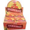 Encens cônes hem sang de dragon