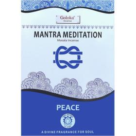 Encens batons goloka mantra méditation 15 gr