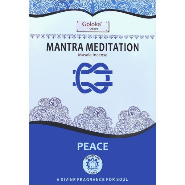 Räucherstäbchen Goloka Mantra Meditation 15 gr