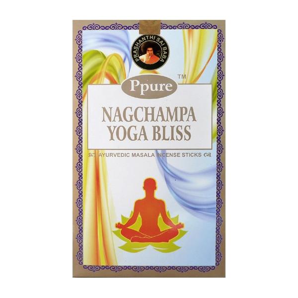 Encens bâtons Ppure yoga