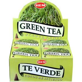 Weihrauchkegel Hem grüner Tee