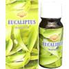 Flacon d'huile parfumée eucalyptus