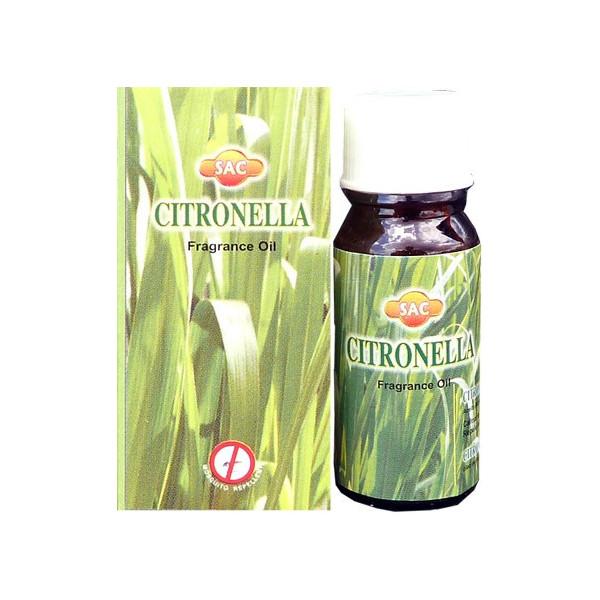 Flasche Citronella-Duftöl