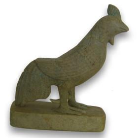 Coq en pierre
