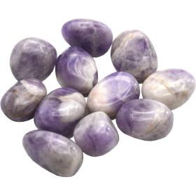 Améthyste quartz - Pierre roulée