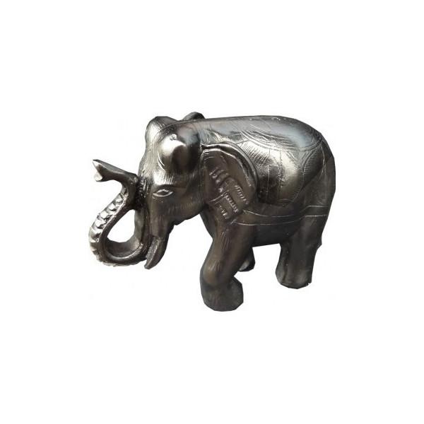 porte encens éléphant qui marche