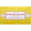 Encens bâtons satya spiritual healing 15 g.