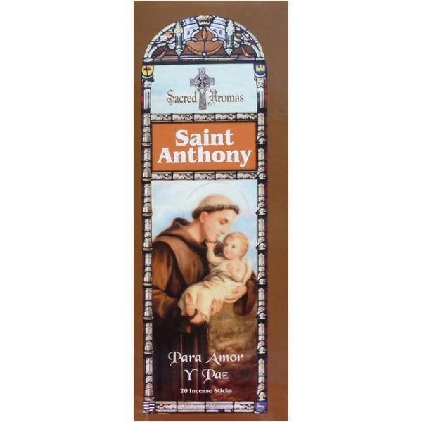 Boite d'encens Tulasi Saint Antoine 20 gr
