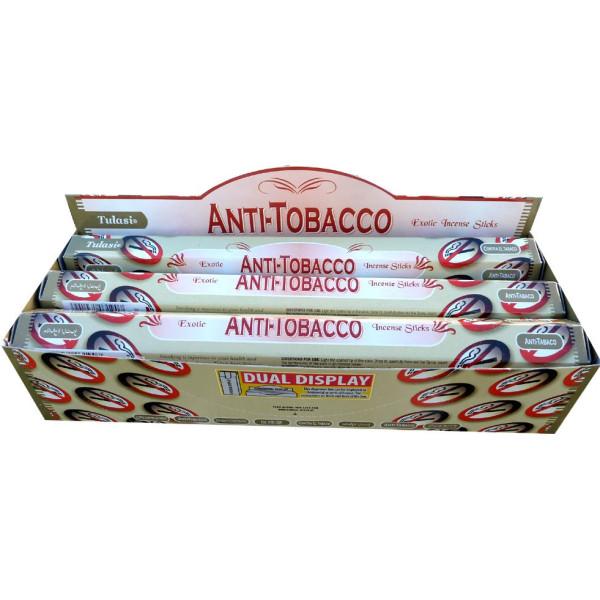 Boite d'encens tulasi anti tabac 20 gr