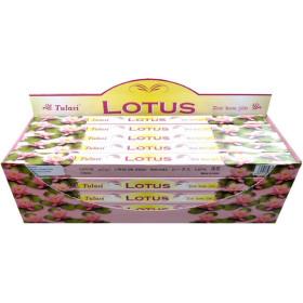 Encens batons tulasi lotus 10 gr