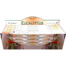 Encens batons tulasi eucalyptus 10 gr