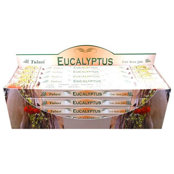 Räucherstäbchen Tulasi Eukalyptus 10 gr