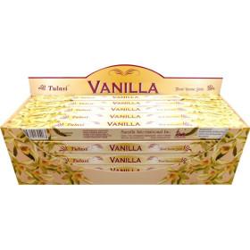 Encens bâtons tulasi vanille 10 gr