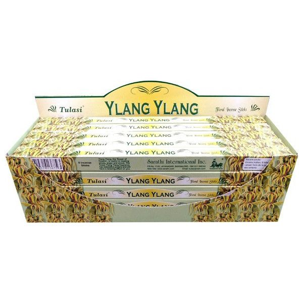 Räucherstäbchen Tulasi Ylang Ylang 10 gr