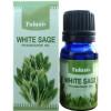 Flacon d'huile parfumée Tulasi sauge blanche