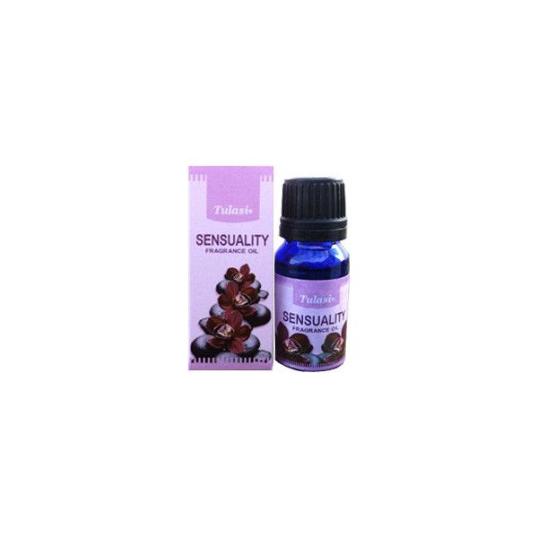Flacon d'huile parfumée Tulasi sensualité
