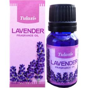Flacon d'huile parfumée Tulasi lavande