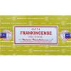 Encens batons satya franckincense 15 g
