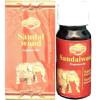 Flacon d'huile parfumée bois de santal