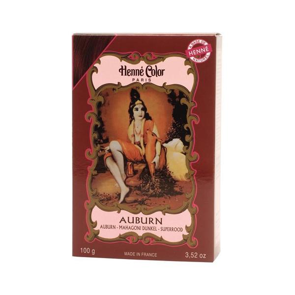 Henna-Pulver - Auburn