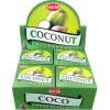 Encens cônes hem noix de coco