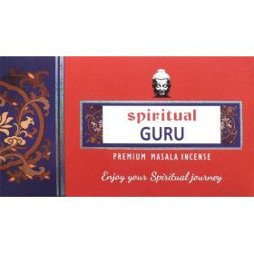 Encens batons spiritual gourou 15 gr