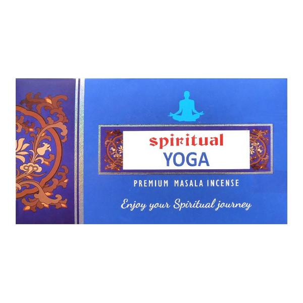 Encens batons spiritual yoga 15 gr