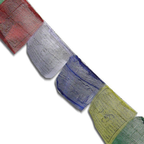 Guirlande de drapeaux à prières (lupkas)