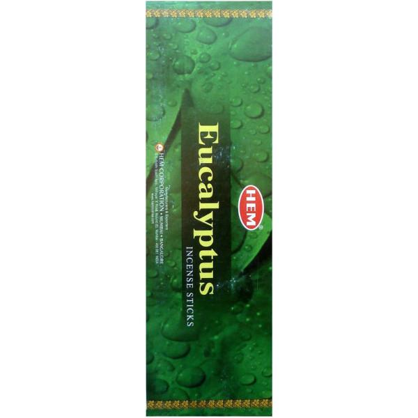 Encens hem café eucalyptus 20 g