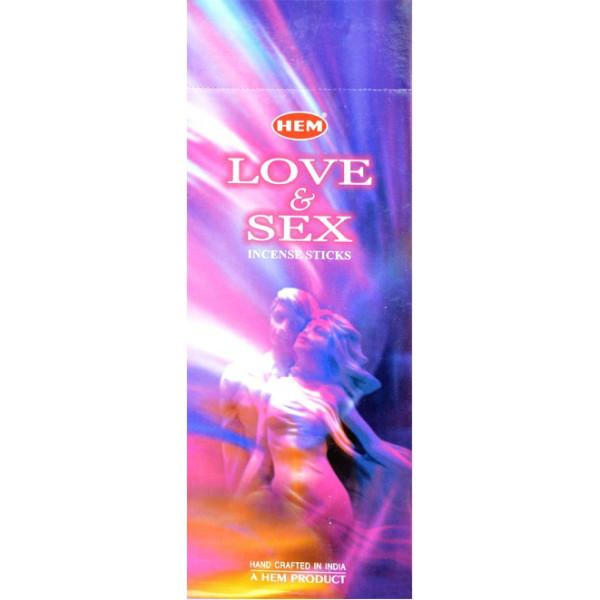 Encens hem café love and sex 20 g
