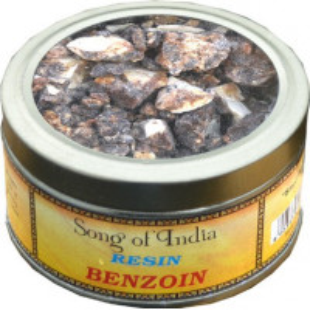 Encens resine benjoin song of india