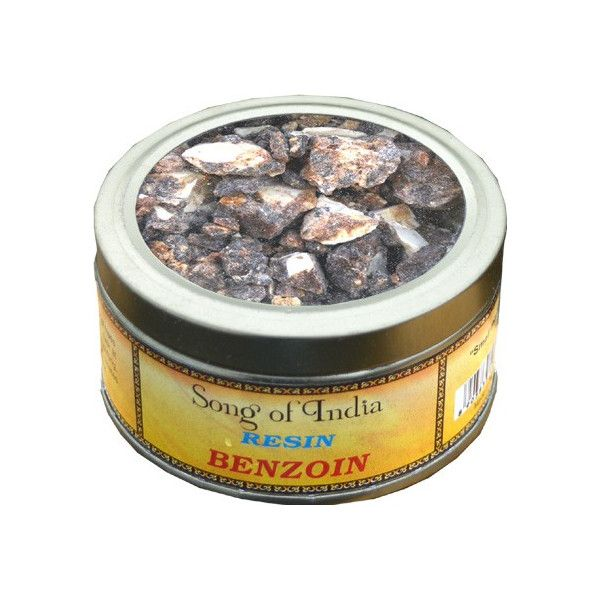 Song of India Benzoin Resin Weihrauch