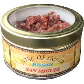 Encens resine St Michel song of india