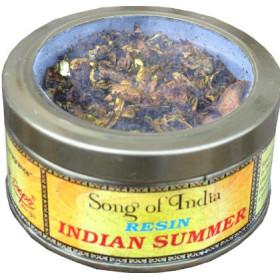 Indisches Sommerharz Weihrauchlied von Indien