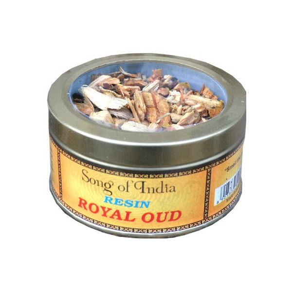 Royal Oud Song of India Harz Weihrauch
