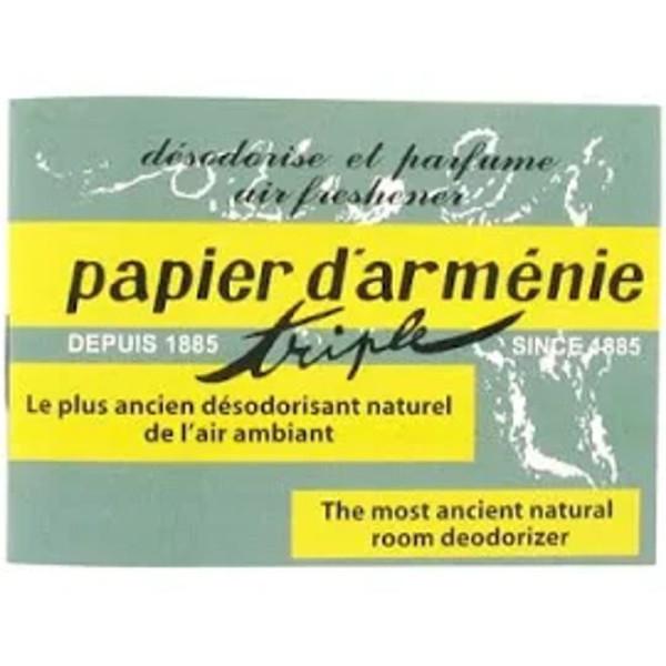 Dreifaches armenisches Papier