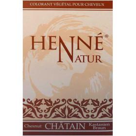 Henné natur en poudre - Chatain