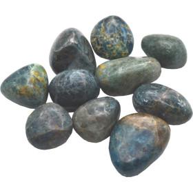 Apatite pierre roulée