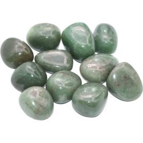 Aventurine verte pierre roulée