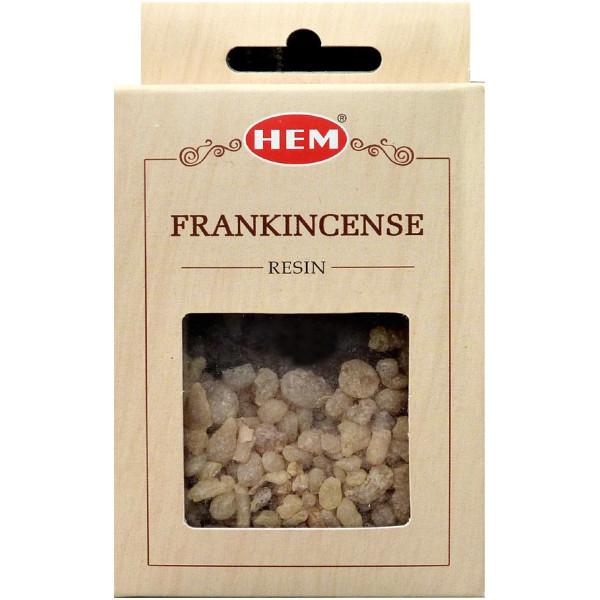 Encens resine Hem franckinsence