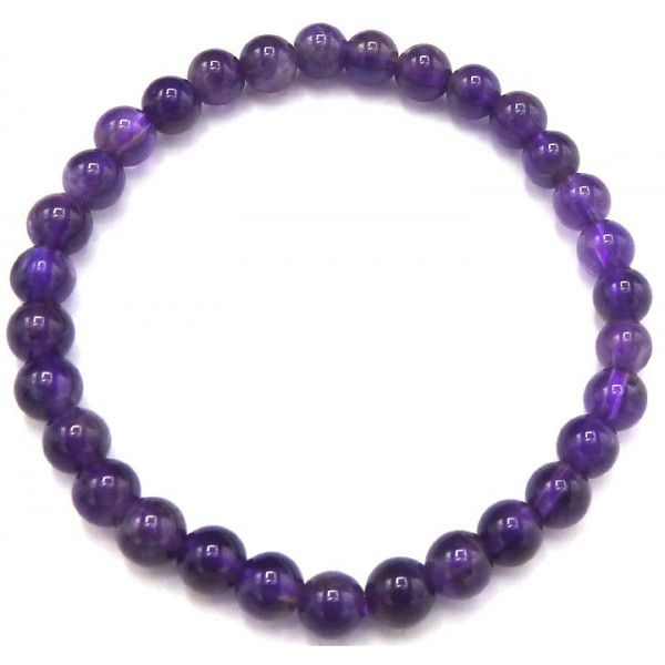 Amethyst Chips Armband