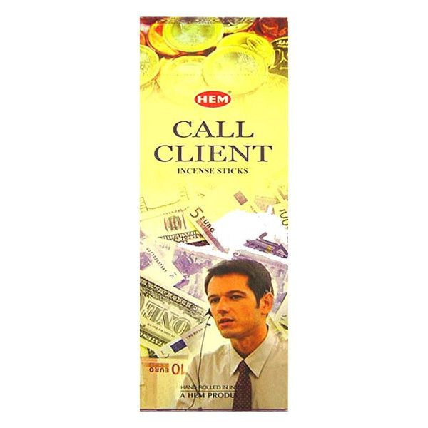 Encens hem call client 20 gr