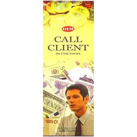 Encens hem call client 8 bâtons