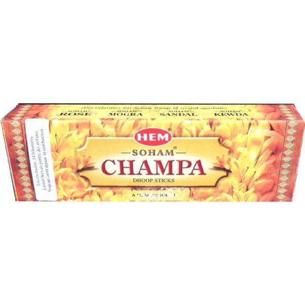 Weihrauch Saum Dhoop Champa
