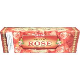 Encens hem dhoop rose